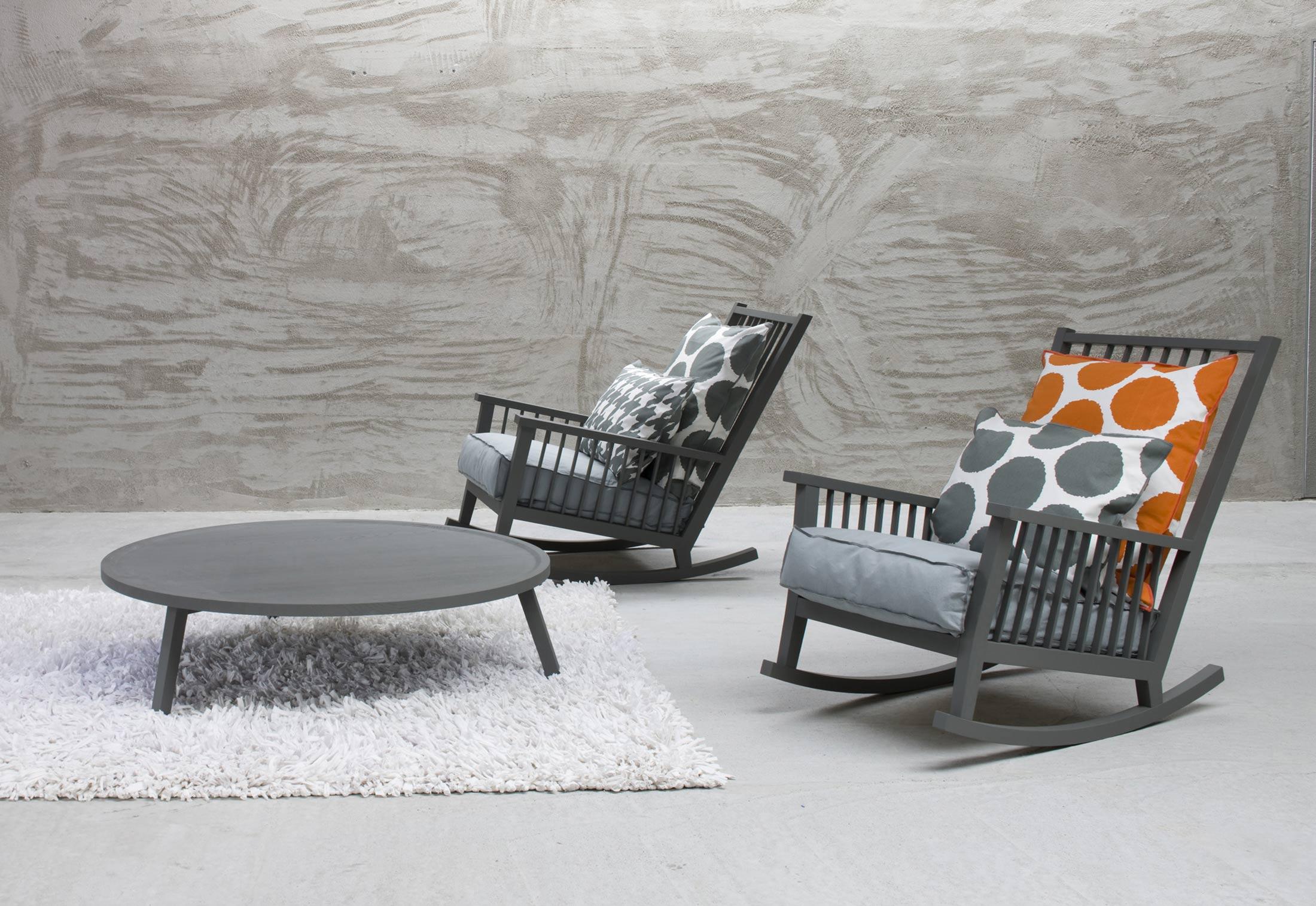 gray 46 by gervasoni stylepark. Black Bedroom Furniture Sets. Home Design Ideas