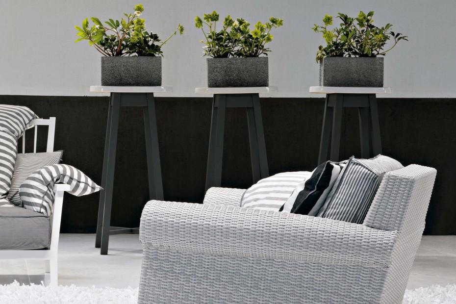 Gray 47 Pflanzentisch