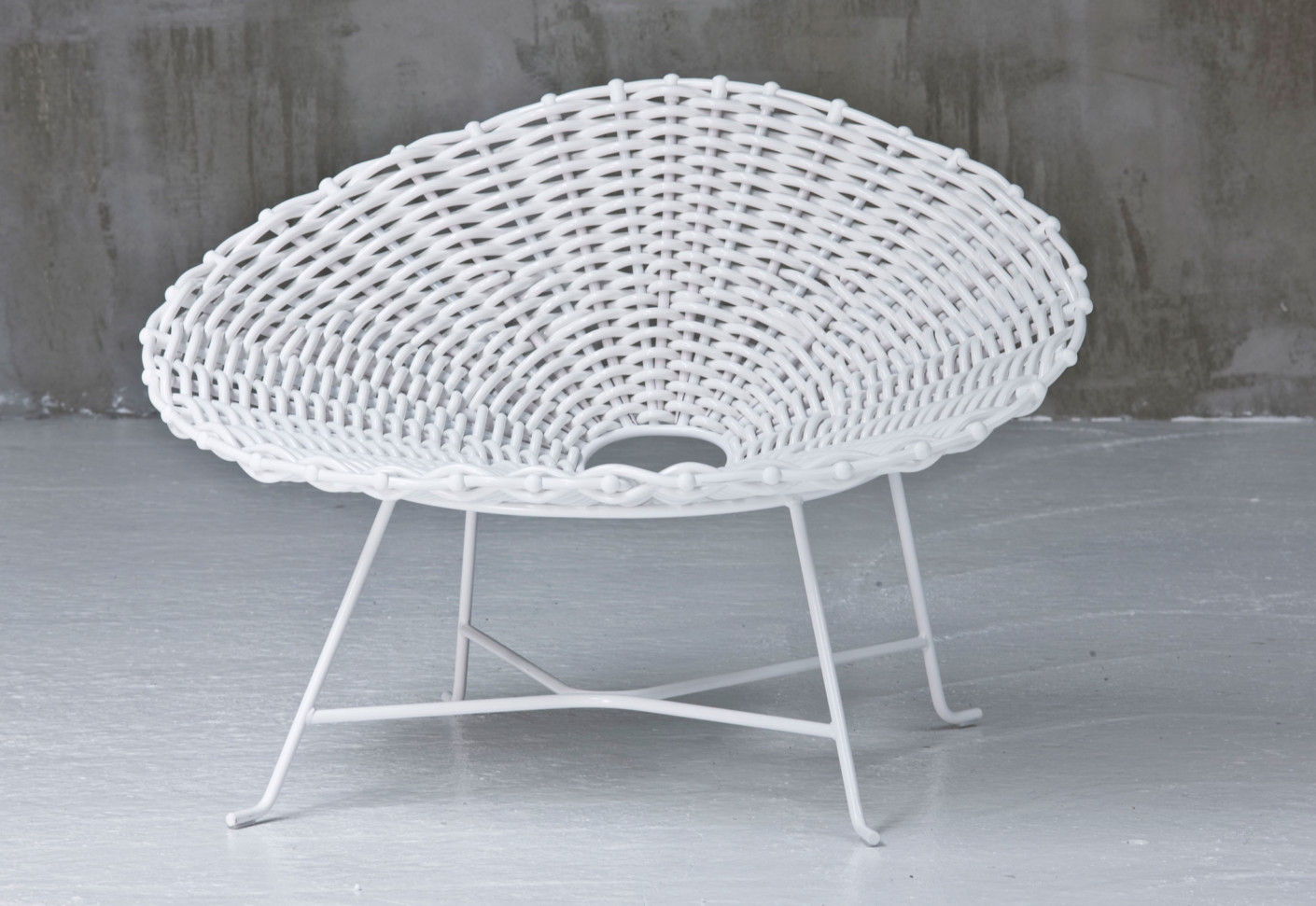 Sweet 27 by gervasoni stylepark for Design stuhl geflecht