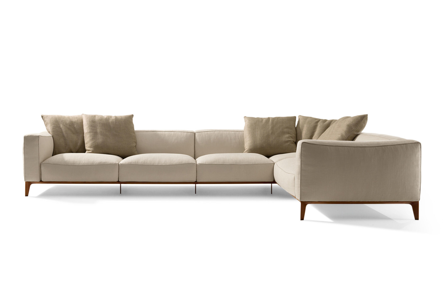 aton modular sofa by giorgetti stylepark. Black Bedroom Furniture Sets. Home Design Ideas