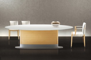 Ivi oval  by  Giorgetti