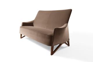Mobius 2-Sitzer Sofa  von  Giorgetti