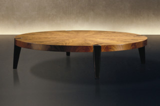Victor coffee table  by  Giorgetti