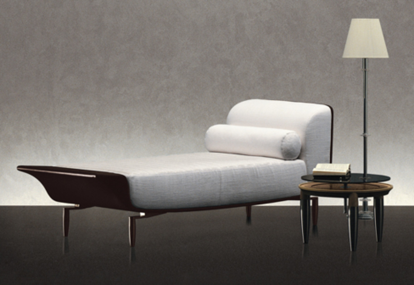 Yfi divan by giorgetti stylepark for Divan daybed