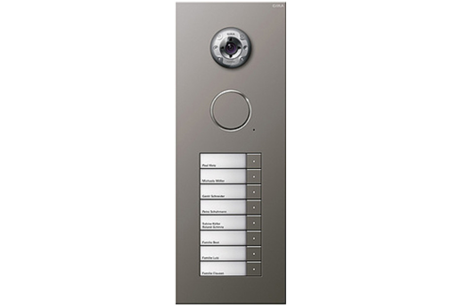 Door station / camera stainless steel