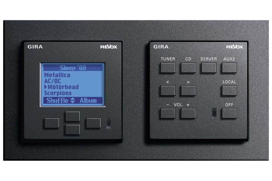 E2 Revox controll unit