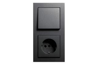 E2 Switch / socket  by  Gira
