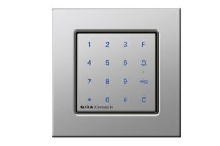 E22 Keyless In Codetastatur  von  Gira