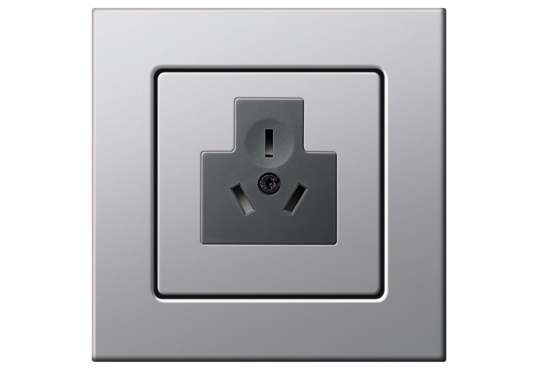 E22 socket by Gira | STYLEPARK
