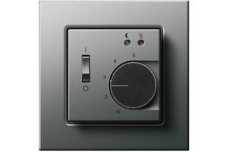 E22 temperature contoller  by  Gira