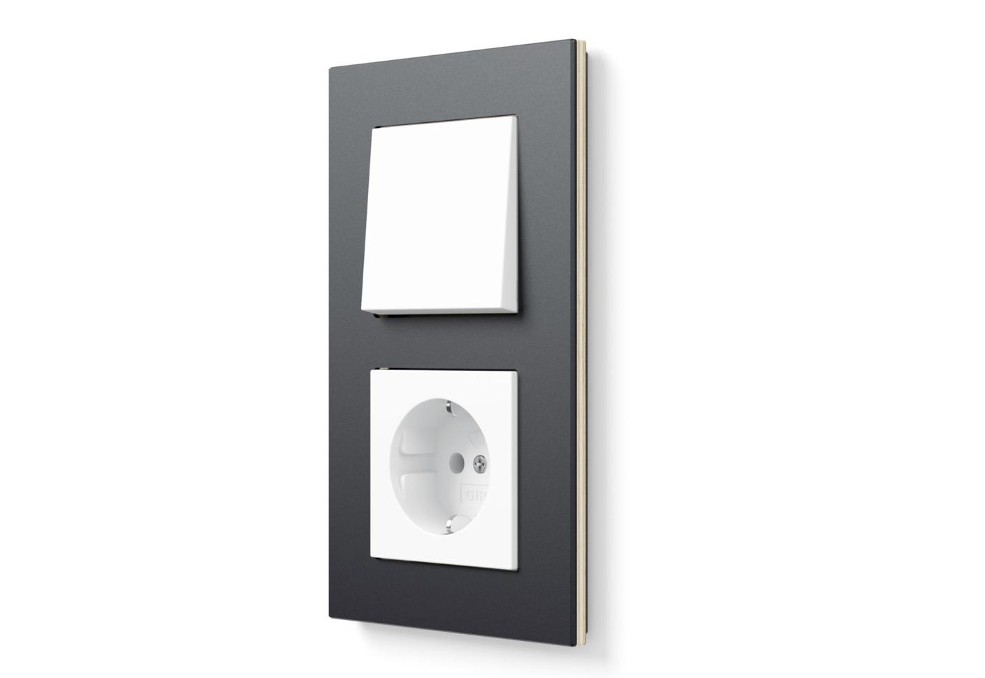 esprit linoleum multiplex by gira stylepark. Black Bedroom Furniture Sets. Home Design Ideas