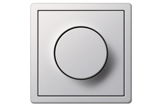 F100 rotary dimmer  by  Gira