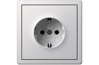 F100 socket  by  Gira