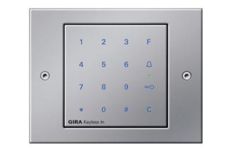 TX_44 Keyless In keypad  by  Gira