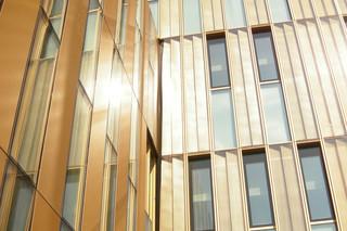 Creative WEAVE Alu 6010 facade  by  GKD