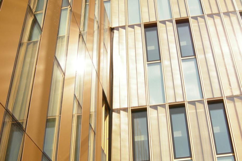 Creative WEAVE Alu 6010 facade