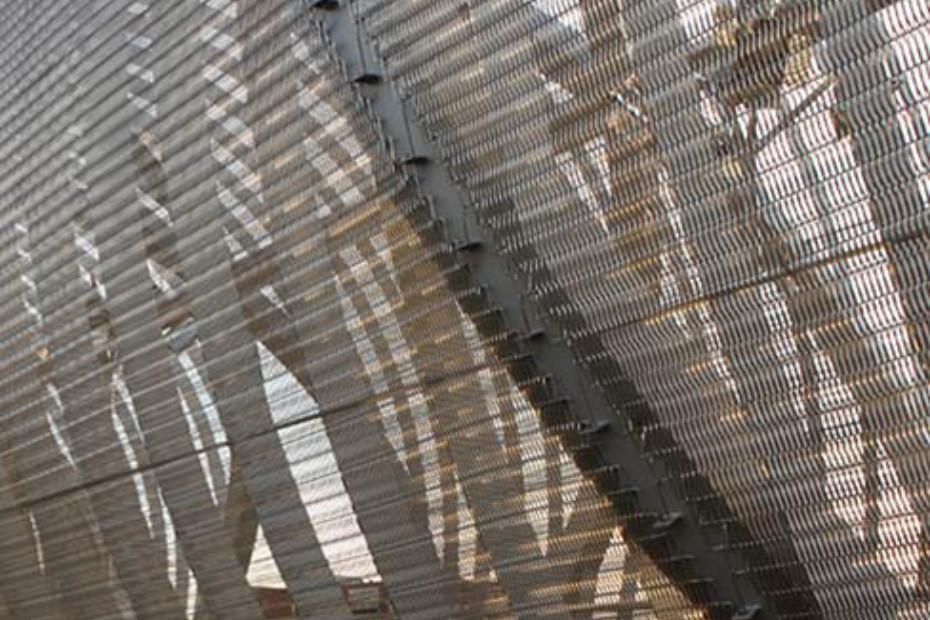 Creative WEAVE Escale 7 x 1, Pasarela del Arganzuela
