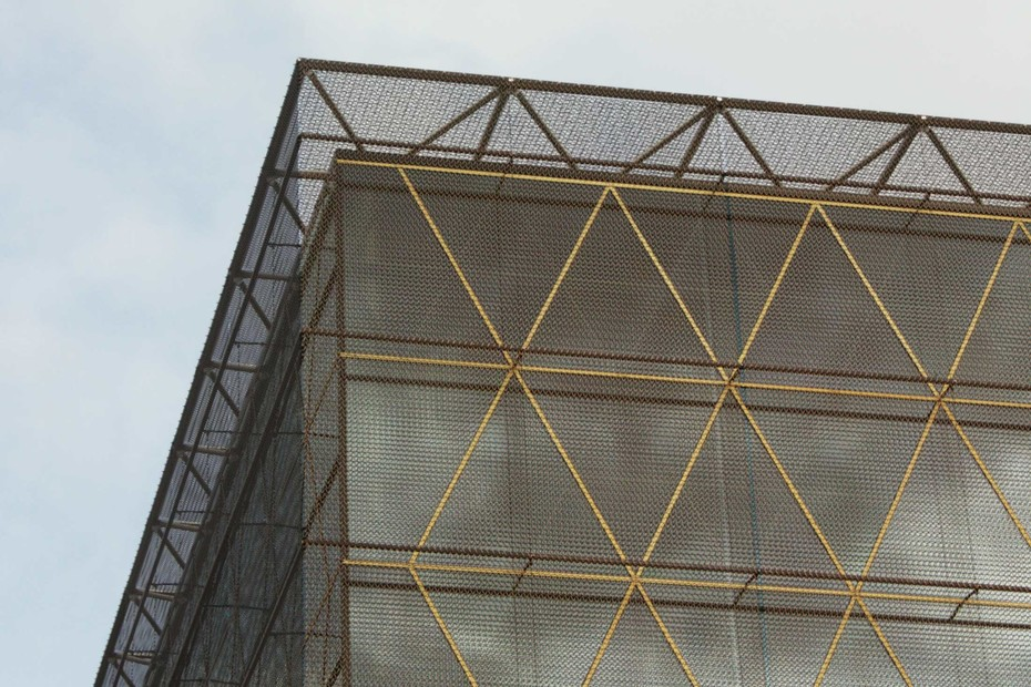 Creative WEAVE Escale special mesh