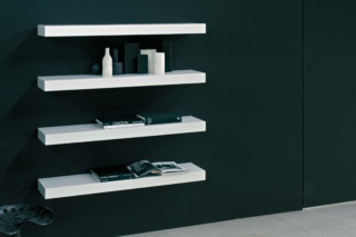 Bau shelf  by  GLAS ITALIA