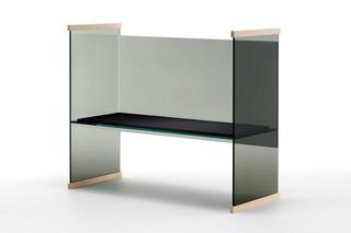 Diapositive Sofa  von  GLAS ITALIA