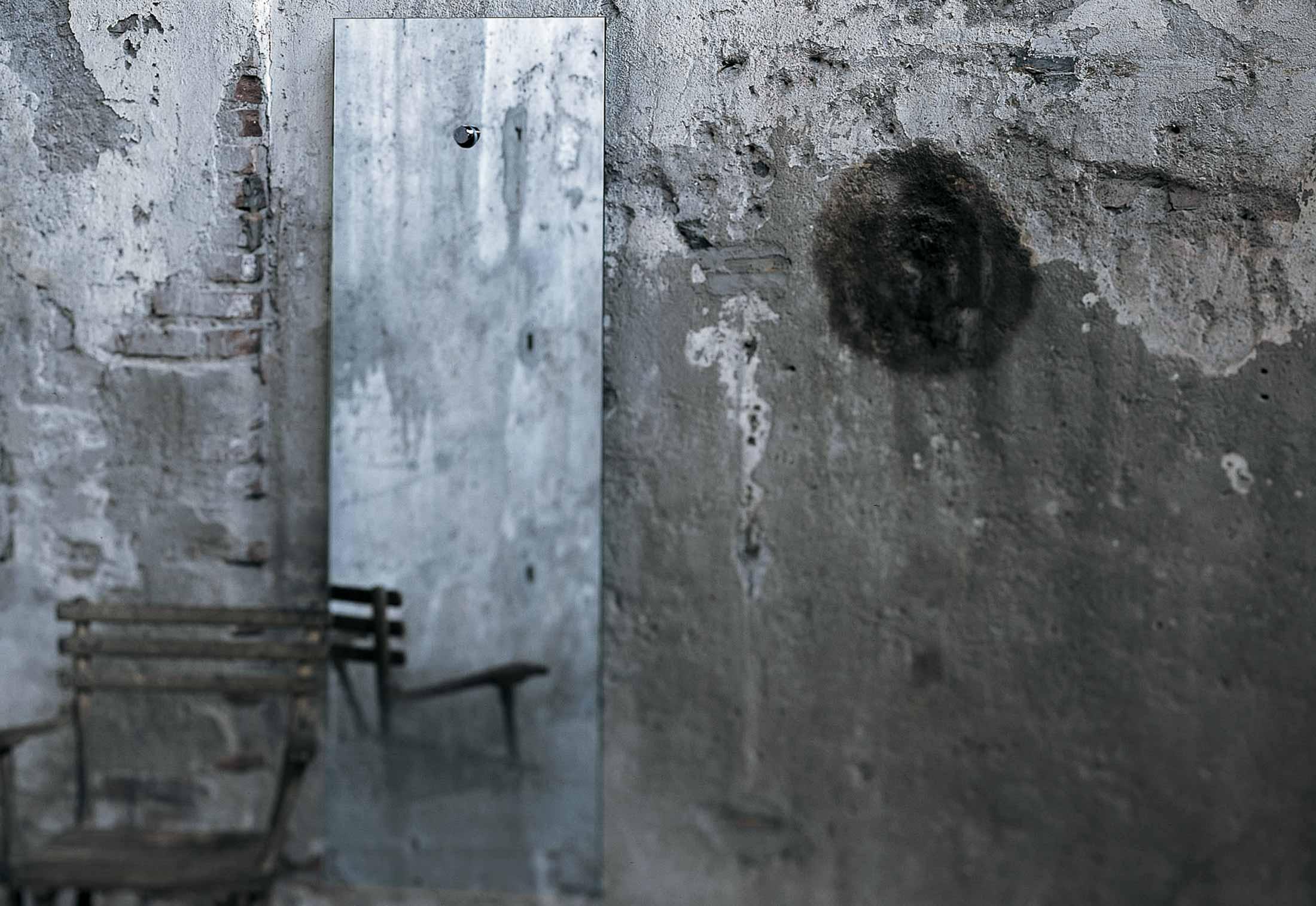 Fiction von glas italia stylepark for Spiegel 180x60