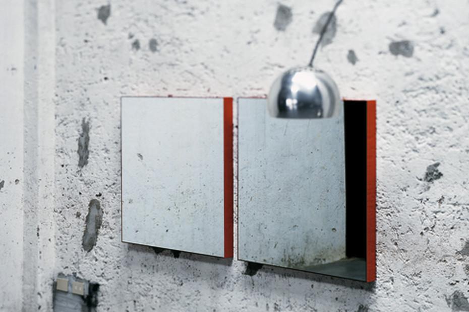 Giano wall mirror