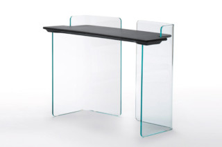 Highline working desk  by  GLAS ITALIA