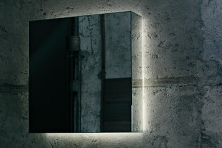 I Massi mirror  by  GLAS ITALIA