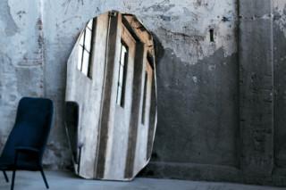 Kooh-I-Noor mirror  by  GLAS ITALIA