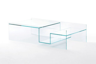 Labyrinth couchtisch  by  GLAS ITALIA