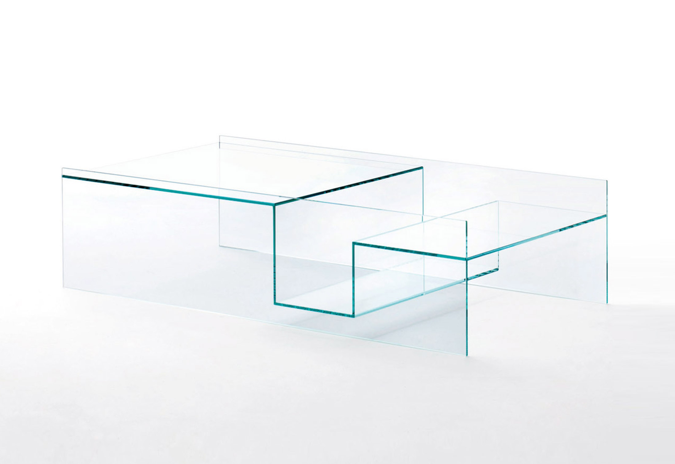 Labyrinth Couchtisch By Glas Italia Stylepark