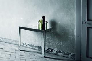Mirror Mirror console  by  GLAS ITALIA