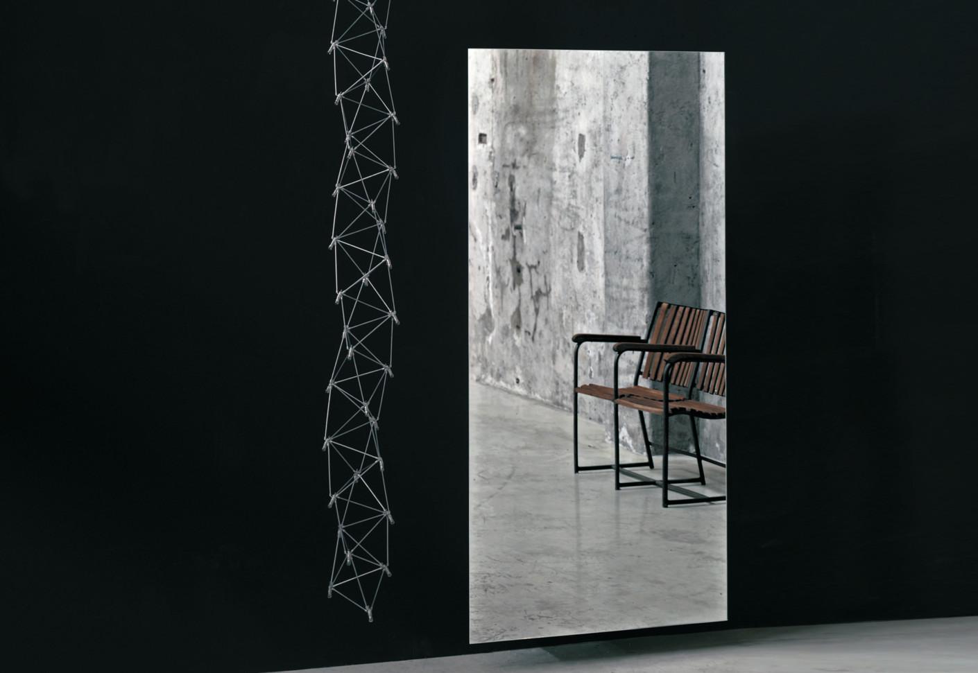 Pareti A Specchio Design parete specchio by glas italia   stylepark