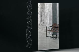 Parete Specchio  by  GLAS ITALIA