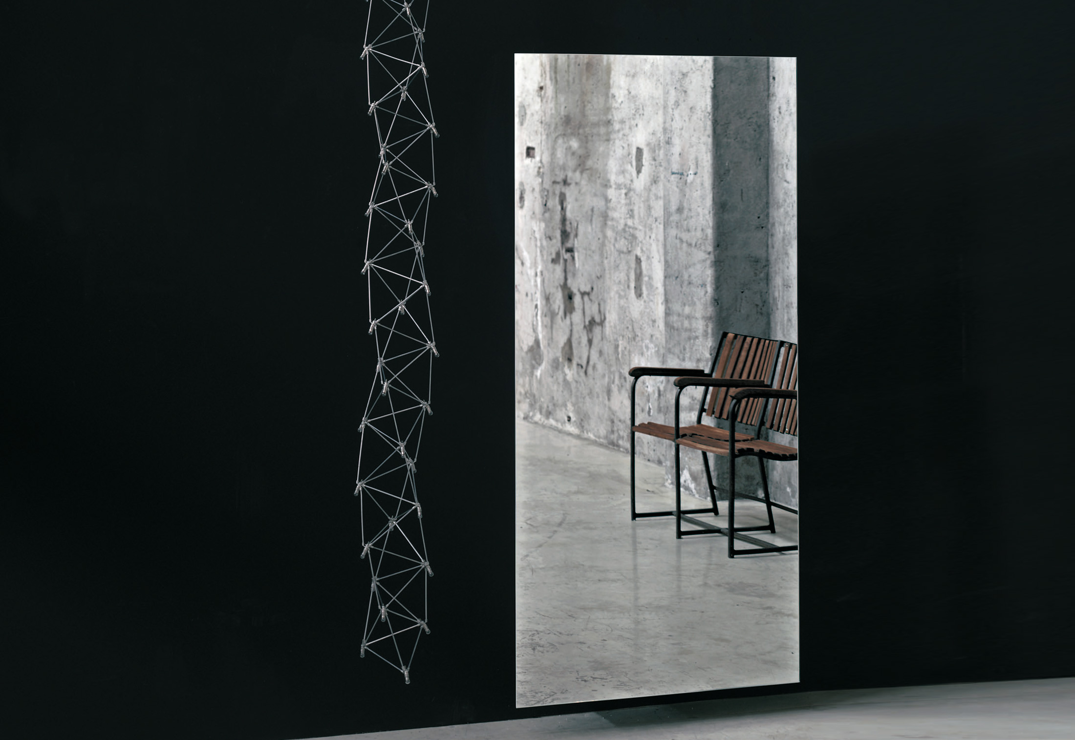 Parete Specchio von GLAS ITALIA | STYLEPARK