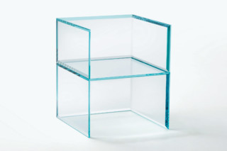 Prism chair  by  GLAS ITALIA