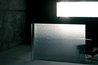 SiO2 Wall  by  GLAS ITALIA