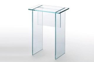 Sublimazione stool  by  GLAS ITALIA