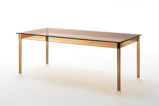 Sublimazione table  by  GLAS ITALIA