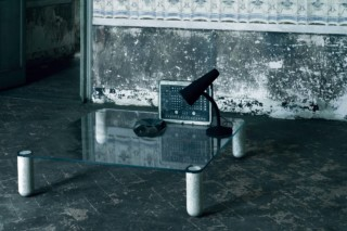 T-System coffee table  by  GLAS ITALIA