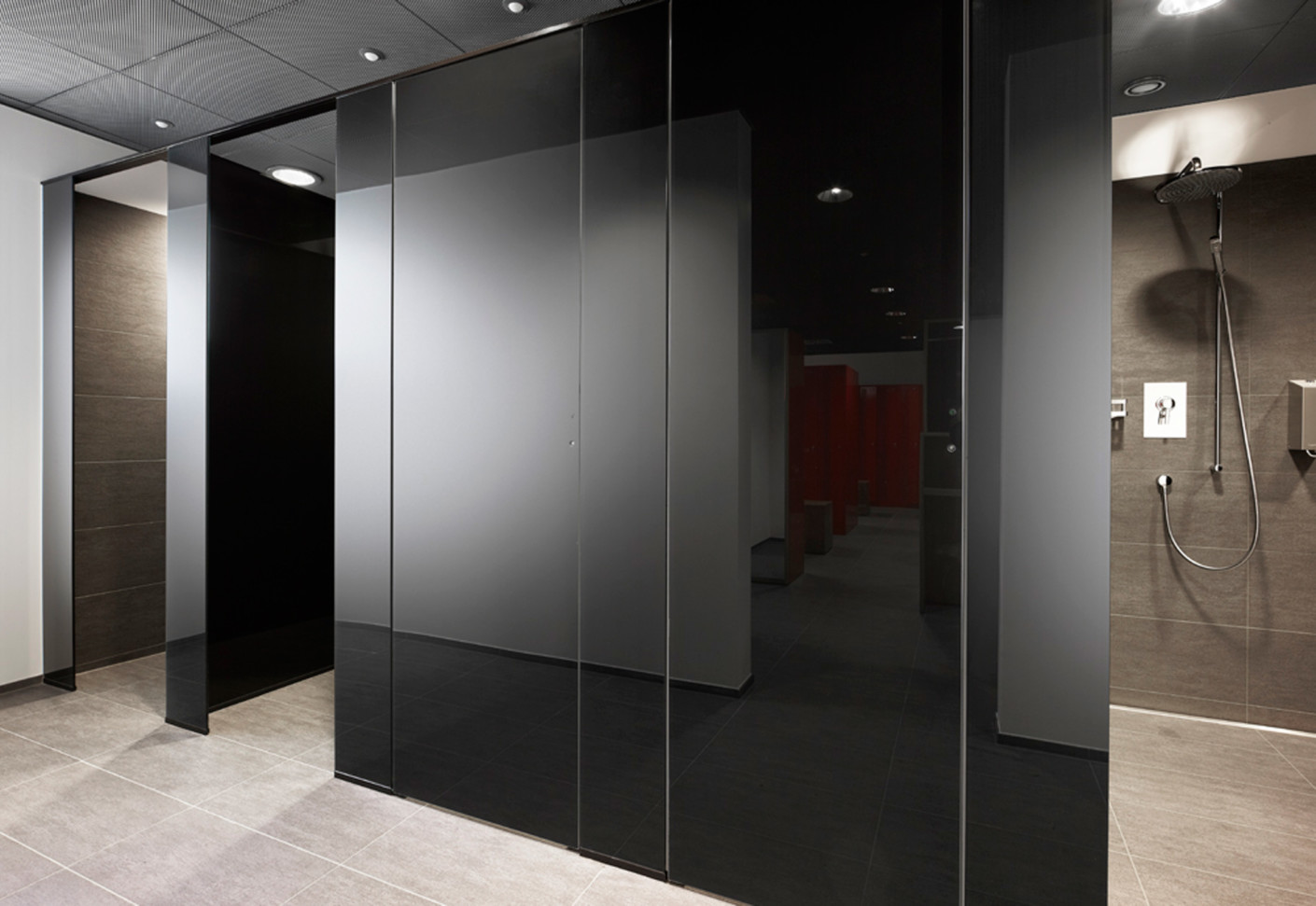 Gm Cabinmart Sanitary Partitions By Glas Marte Stylepark