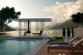 Pavillon360  von  Glas Marte
