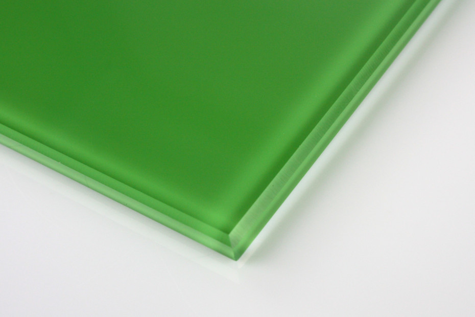 EUROFLOAT DECO BRUSH Gelbgrün
