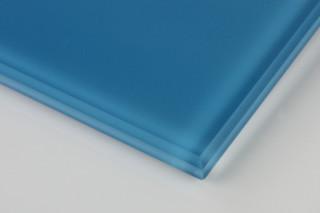 EUROFLOAT DECO BRUSH Lichtblau  von  Glas Trösch