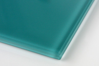 EUROFLOAT DECO BRUSH turquoise  by  Glas Trösch