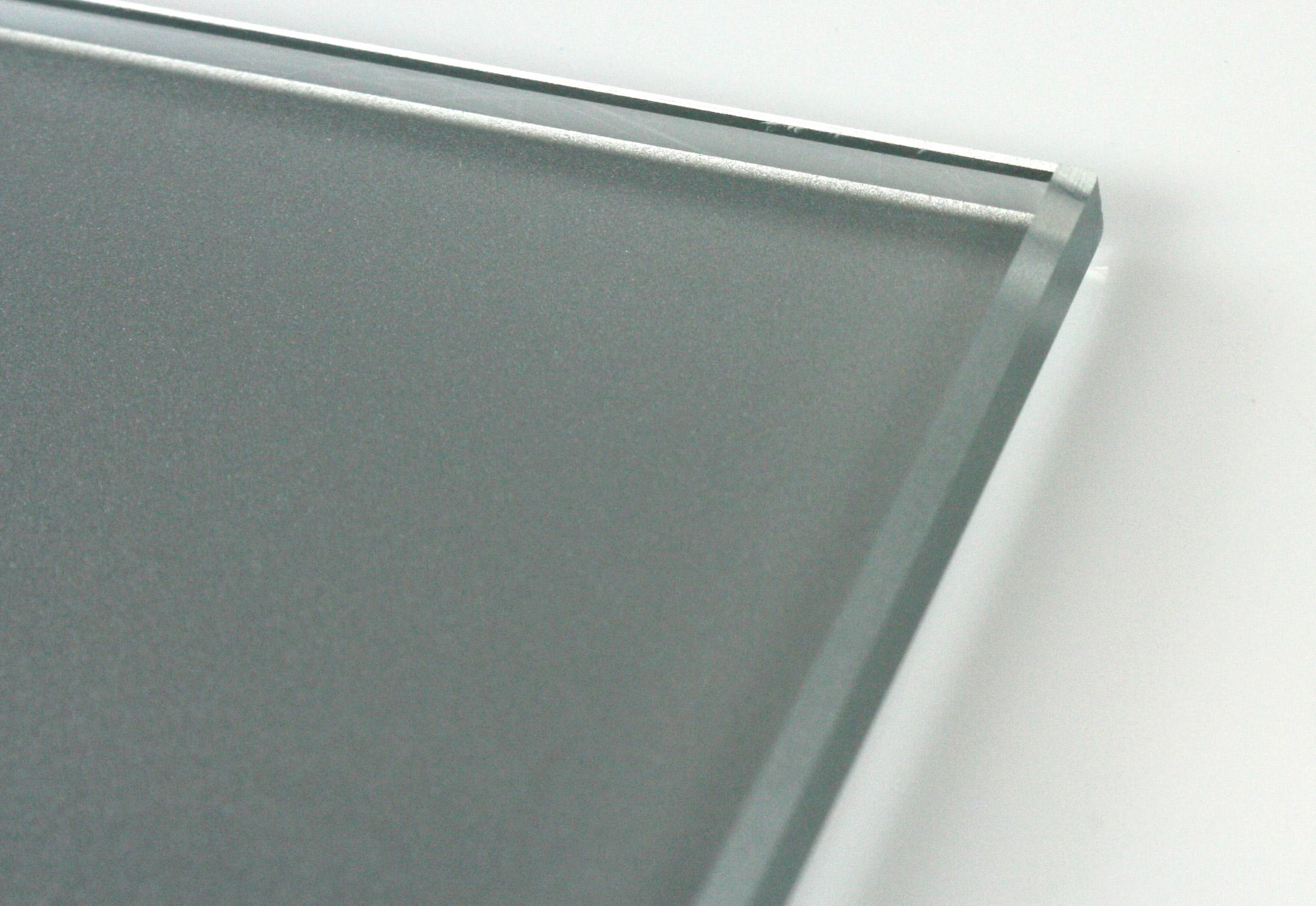 eurofloat deco brush white aluminium coloured by glas. Black Bedroom Furniture Sets. Home Design Ideas