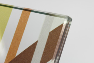 LAMEX COLORPRINT Mazy Lines by Contzen  by  Glas Trösch