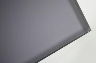 SWISSSATIN® antracite metallic  by  Glas Trösch