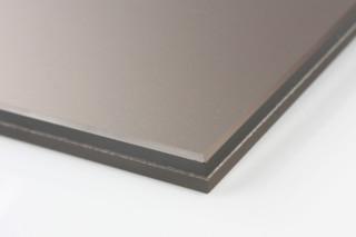 SWISSSATIN® Bronze metallic  von  Glas Trösch