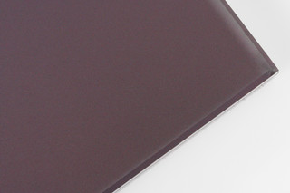 SWISSSATIN® dark purple metallic  by  Glas Trösch